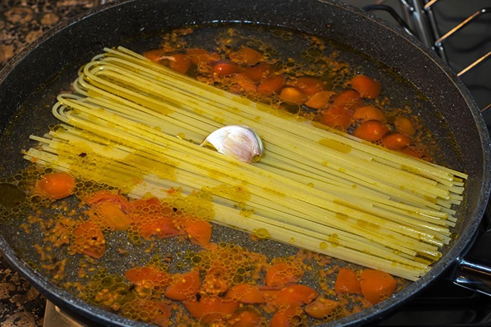 Spaghettoni risottati alpomodoro copia 2