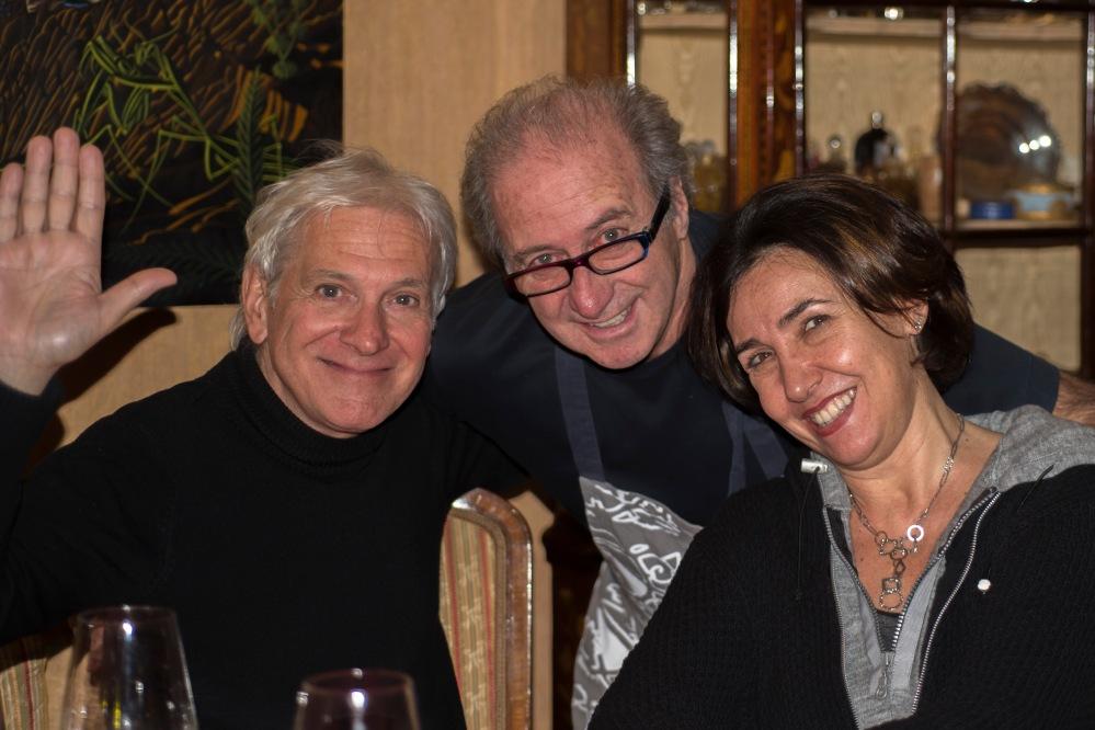 La cena con Sonia e Lauro 04