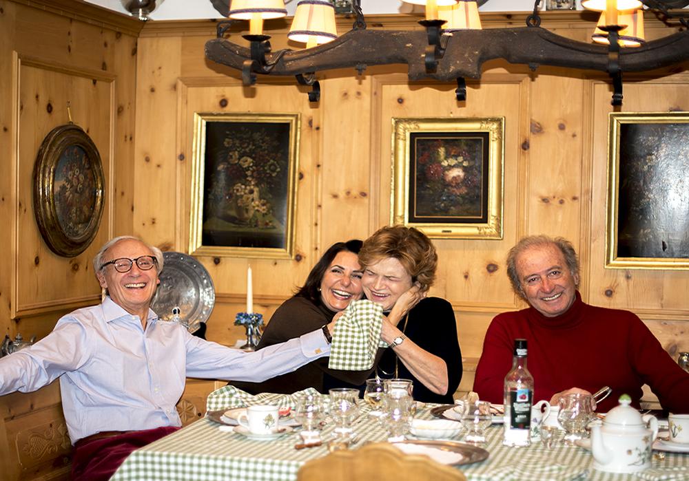 La Giovanna e la Fondue au vacherin de Fribourg