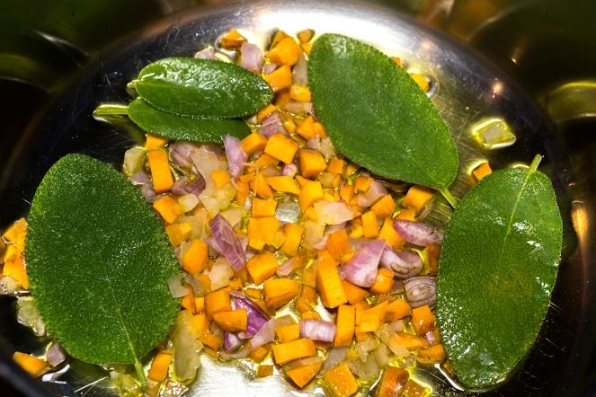 Zuppa di fagioli e lupini 07