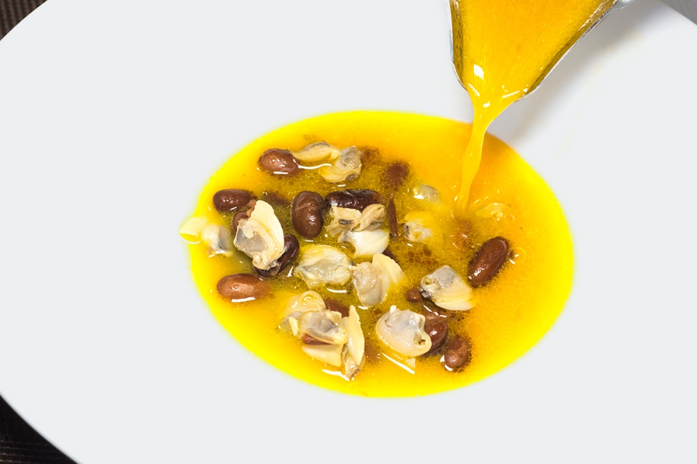 Zuppa di fagioli e lupini 22